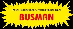 Busman Zonweringen en Garagedeuren